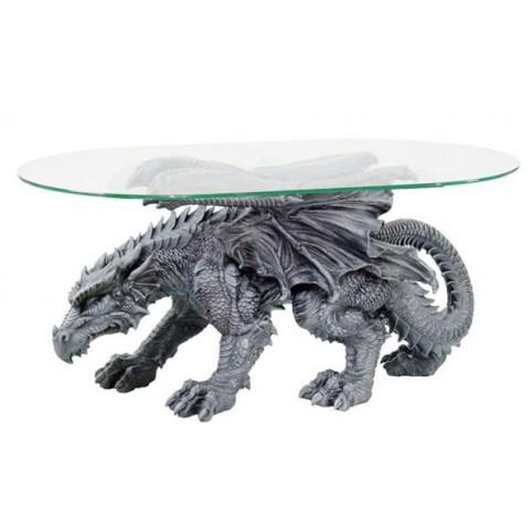 TABLE DRAGON DE SALON