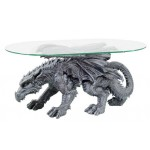 TABLE DRAGON DE SALON