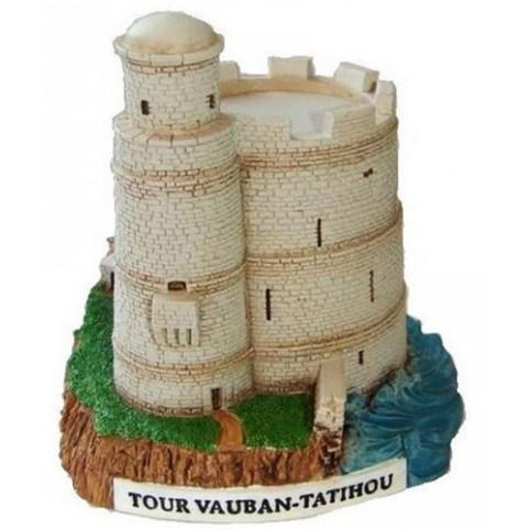FIGURINE TOUR VAUBAN TATIHOU