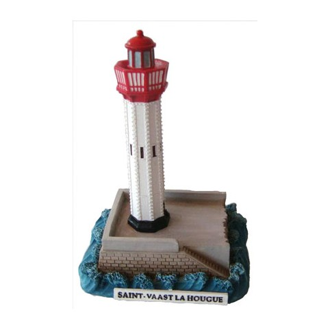 FIGURINE PHARE SAINT VAAST LA HOUGUE