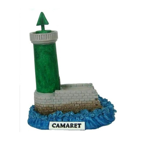 FIGURINE PHARE DE CAMARET