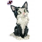 FIGURINE CHAT RIGOLO COMET