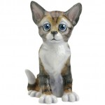 FIGURINE CHAT RIGOLO MISSY