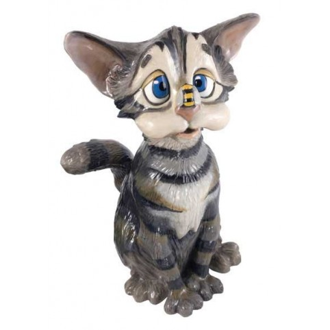 FIGURINE CHAT RIGOLO POPPY