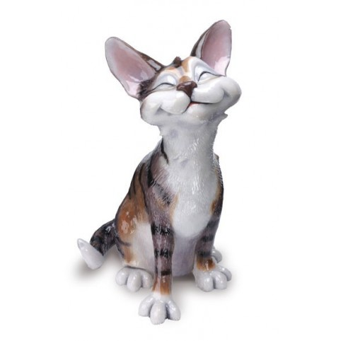 FIGURINE CHAT RIGOLO NICKY