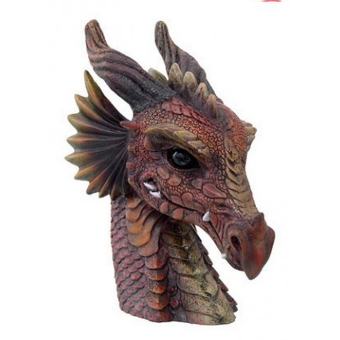 FIGURINE TETE DE DRAGON