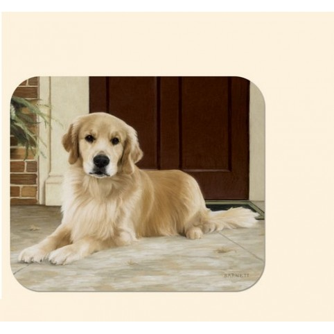 TAPIS DE SOURIS GOLDEN RETRIEVER