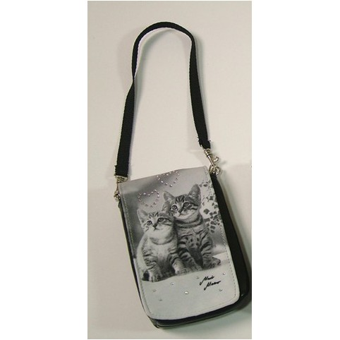 HOUSSE PORTABLE CHATONS
