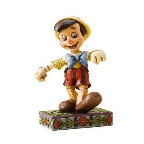 FIGURINE PINOCCHIO  HEARTWOOD CREEK