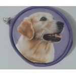 PORTE MONNAIE GOLDEN RETRIEVER
