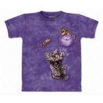 TEE SHIRT ENFANT CHATON