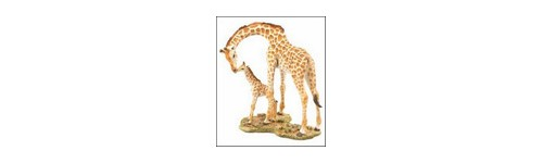 FIGURINES ANIMAUX SAVANE
