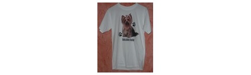 TEE-SHIRT YORKSHIRE TERRIER