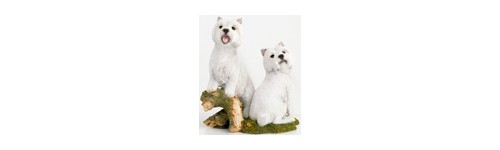 FIGURINE WEST HIGHLAND TERRIER