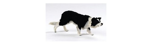 FIGURINES BORDER COLLIE