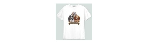 TEE-SHIRT COCKER SPANIEL