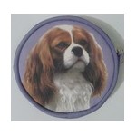 MAROQUINERIE CAVALIER KING CHARLES
