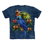 TEE-SHIRT PERROQUET