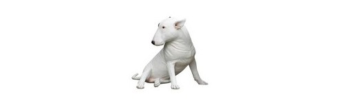FIGURINES BULL TERRIER