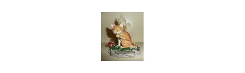 FIGURINES CHATONS FAIRIES TALES