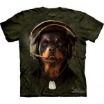 TEE-SHIRT ANIMAUX