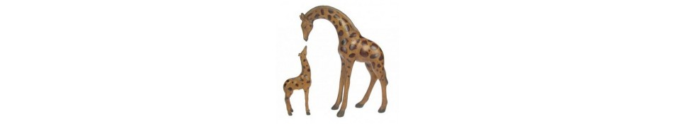 FIGURINES GIRAFES