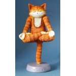FIGURINE CHAT 9 VIES