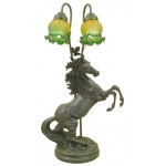 LAMPE CHEVAUX