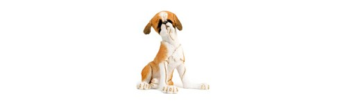FIGURINES CHIENS A BREED APART