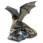 STATUETTES DRAGONS