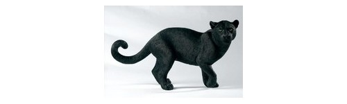 FIGURINES JAGUAR