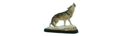 FIGURINES LOUP