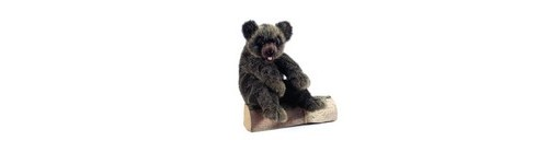 PELUCHE OURS GRIZZLY