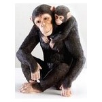 FIGURINE CHIMPANZE