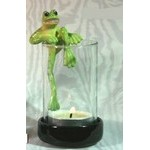 BOUGEOIR GRENOUILLE