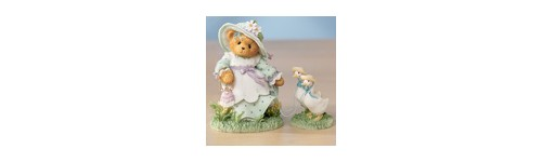 FIGURINES OURS CHERISHED TEDDIES