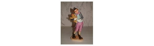 FIGURINE CLOWN