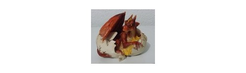 FIGURINE OEUF DRAGON