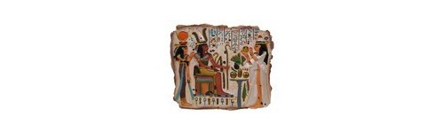 PLAQUE EGYPTIENNE