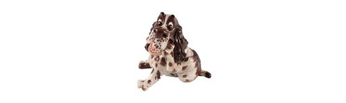 FIGURINE ENGLISH SPRINGER SPANIEL