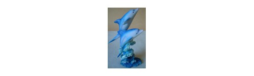 FIGURINES DAUPHINS