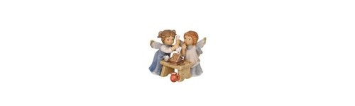 FIGURINES ANGES BOULANGERS