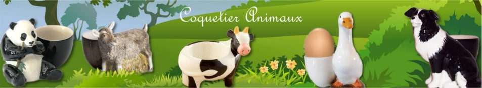 COQUETIER ANIMAUX